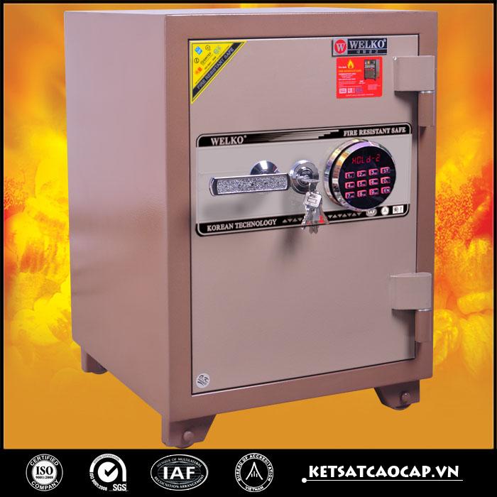 két sắt điện tử KS 125 E Đồng
