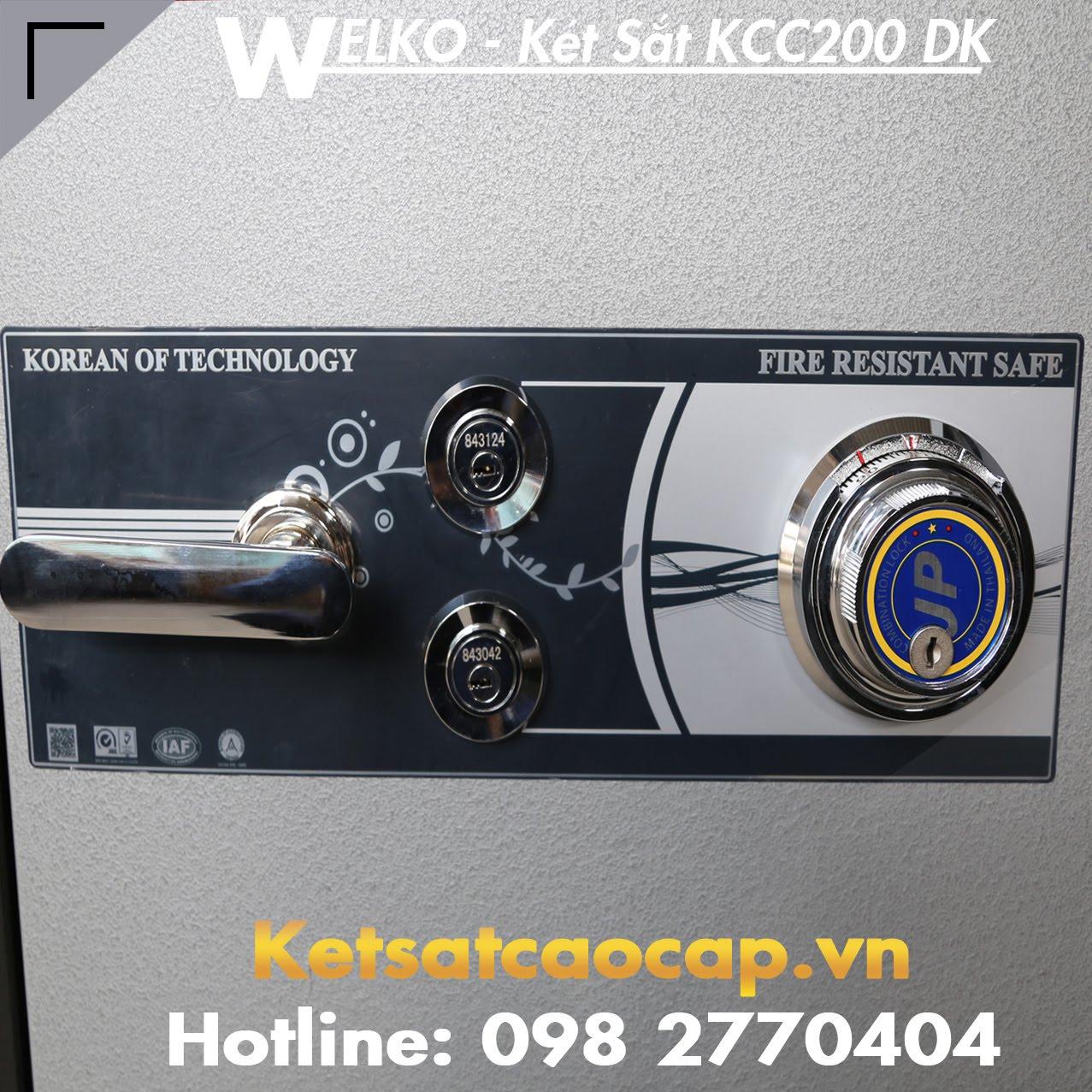 khoá két sắt phổ biến trên thị trường