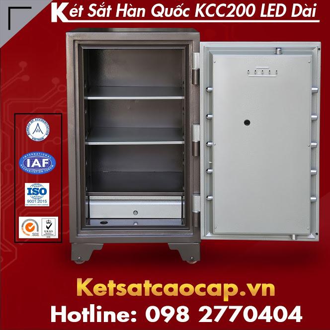 Bảng báo giá nhà máy sản xuất Két Sắt Hàn Quốc Safes