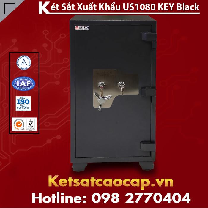 Két Sắt Chống Trộm Tiền Thủ Quỹ Welko Fire Resistant safes