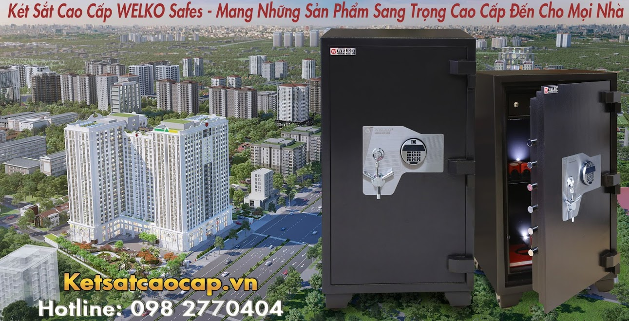 hình ảnh sản phẩm Két Sắt Công Ty Chống Đập Chống Trộm Khoan Phá Safes Company