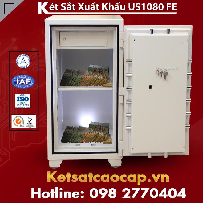 Két Sắt Văn Phòng US1080 FE WELKO Office Safe Box uy tín chất lượng