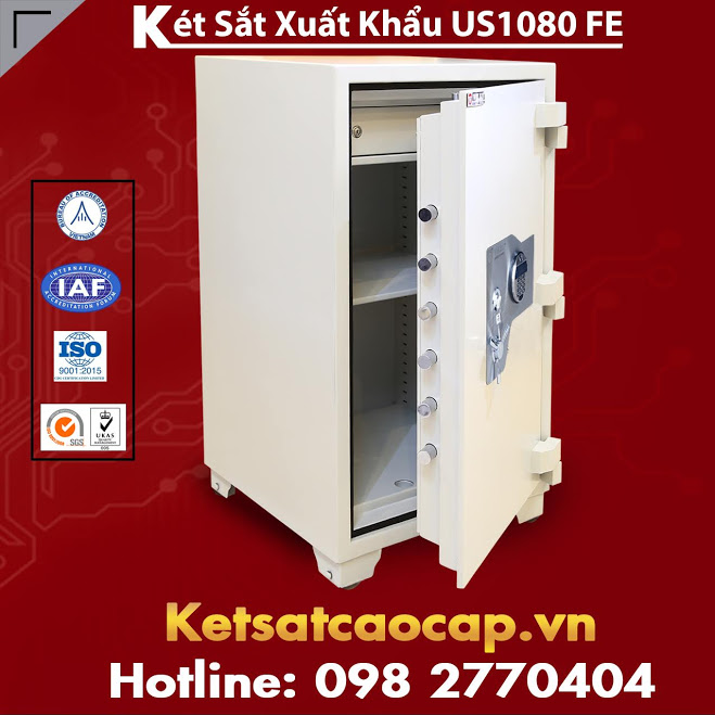 Két Sắt Văn Phòng Chống Cháy Báo Động tốt Nhất Office Safe Box
