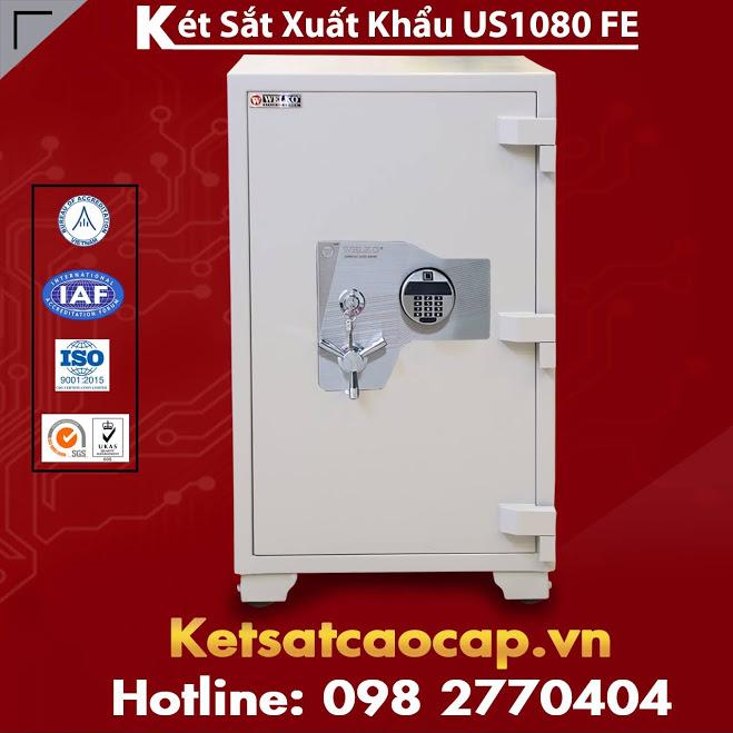 Két Sắt Xuất Khẩu US 1080FE White Chính Hãng Uy Tín Hàng Đầu Việt Nam