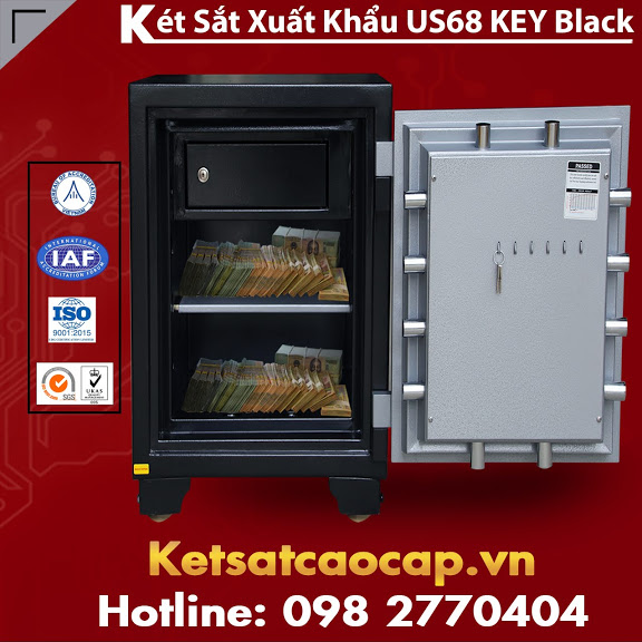 Fire Resistant Safes Us68 KEY