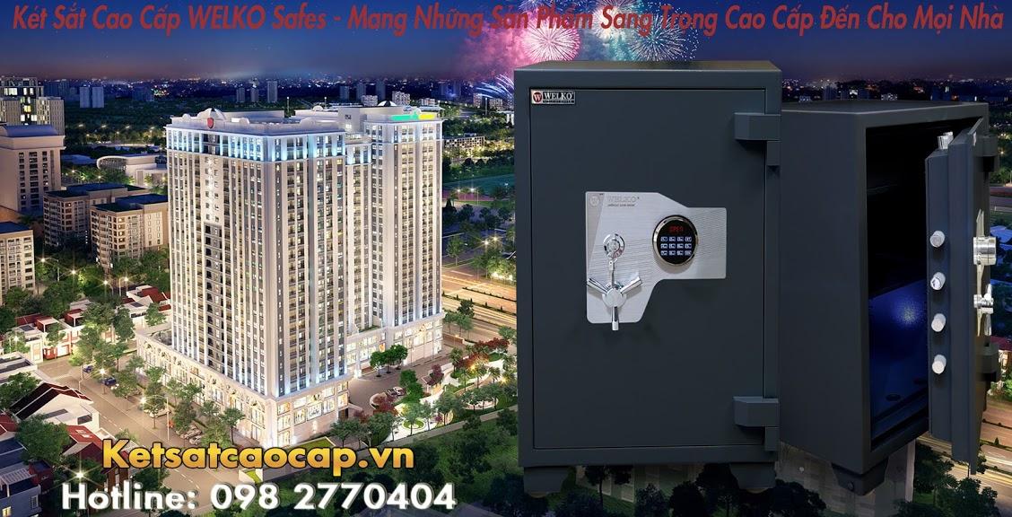hình ảnh sản phẩm Những Ưu Điểm Két Sắt Chống Trộm Siêu Tinh Vi WELKO Best Home Safes