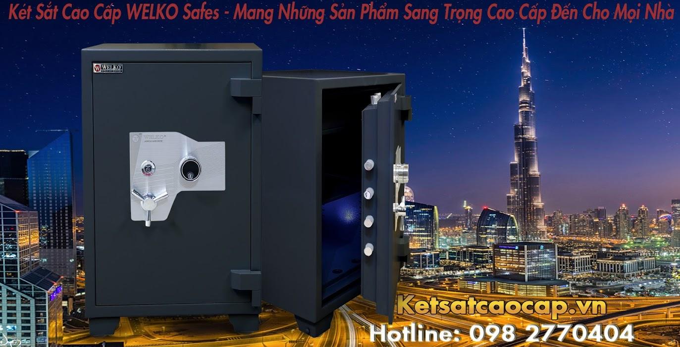 hình ảnh sản phẩm Thời Đại Của Những Chiếc Két Sắt Tốt Giá Rẻ Nhất WELKO Best Home Safes