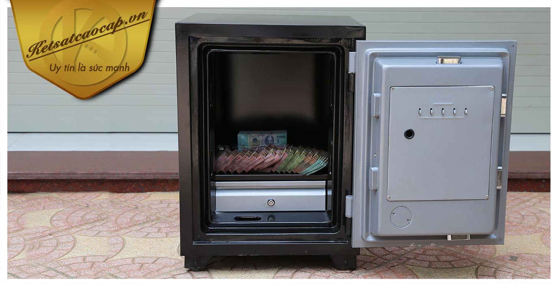 hình ảnh sản phẩm Két sắt văn phòng KS140B-Series C Thai Lan