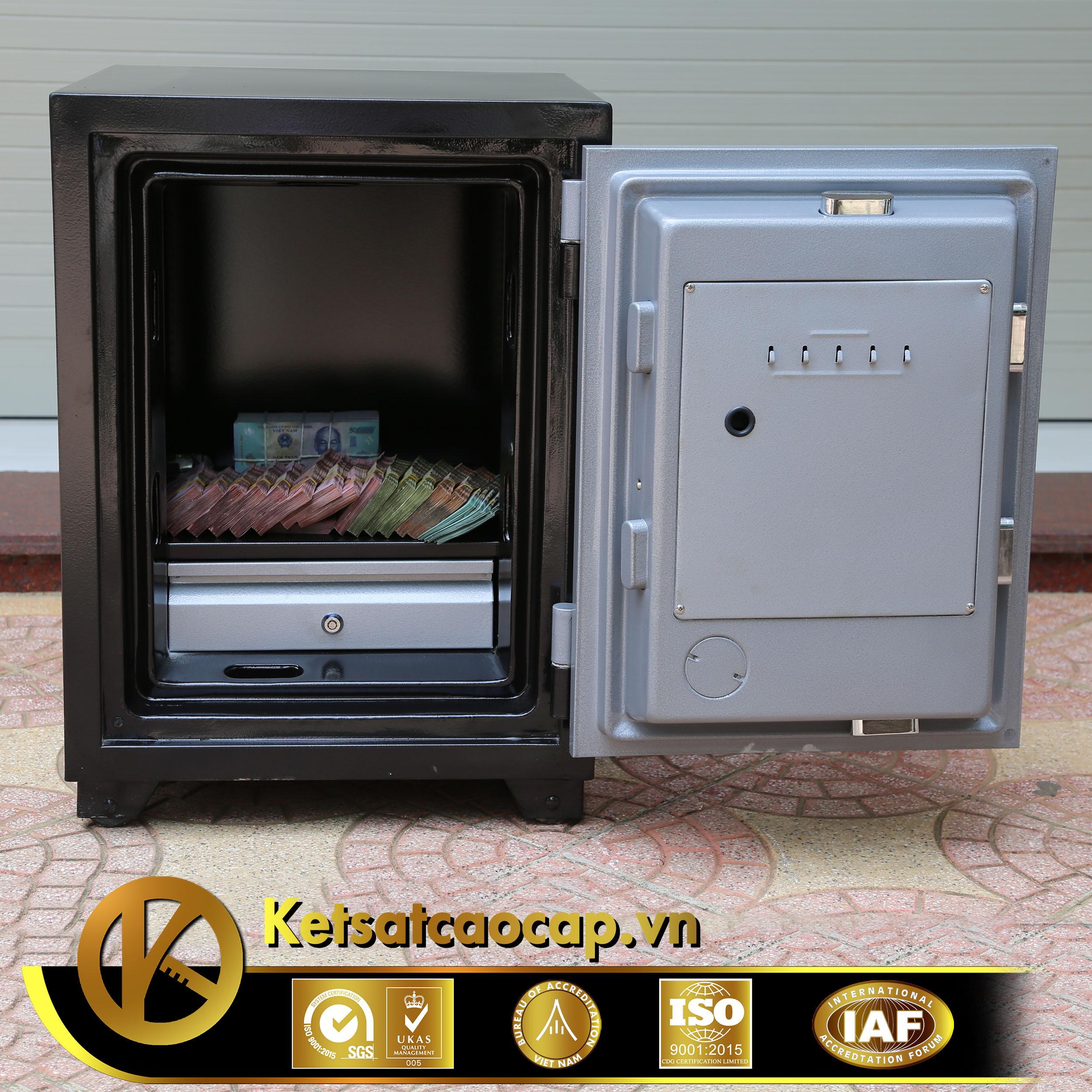 đặc điểm sản phẩm Két sắt văn phòng KS140B-Series C Thai Lan