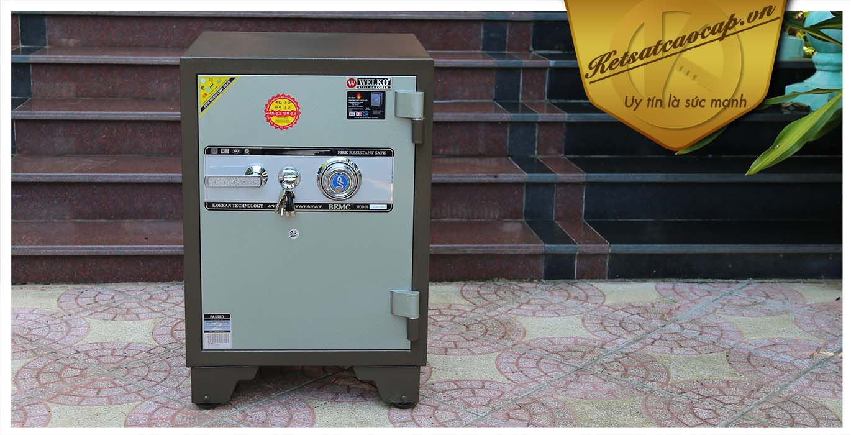 hình ảnh sản phẩm Két sắt văn phòng KS160Brown-Series C THAILAN