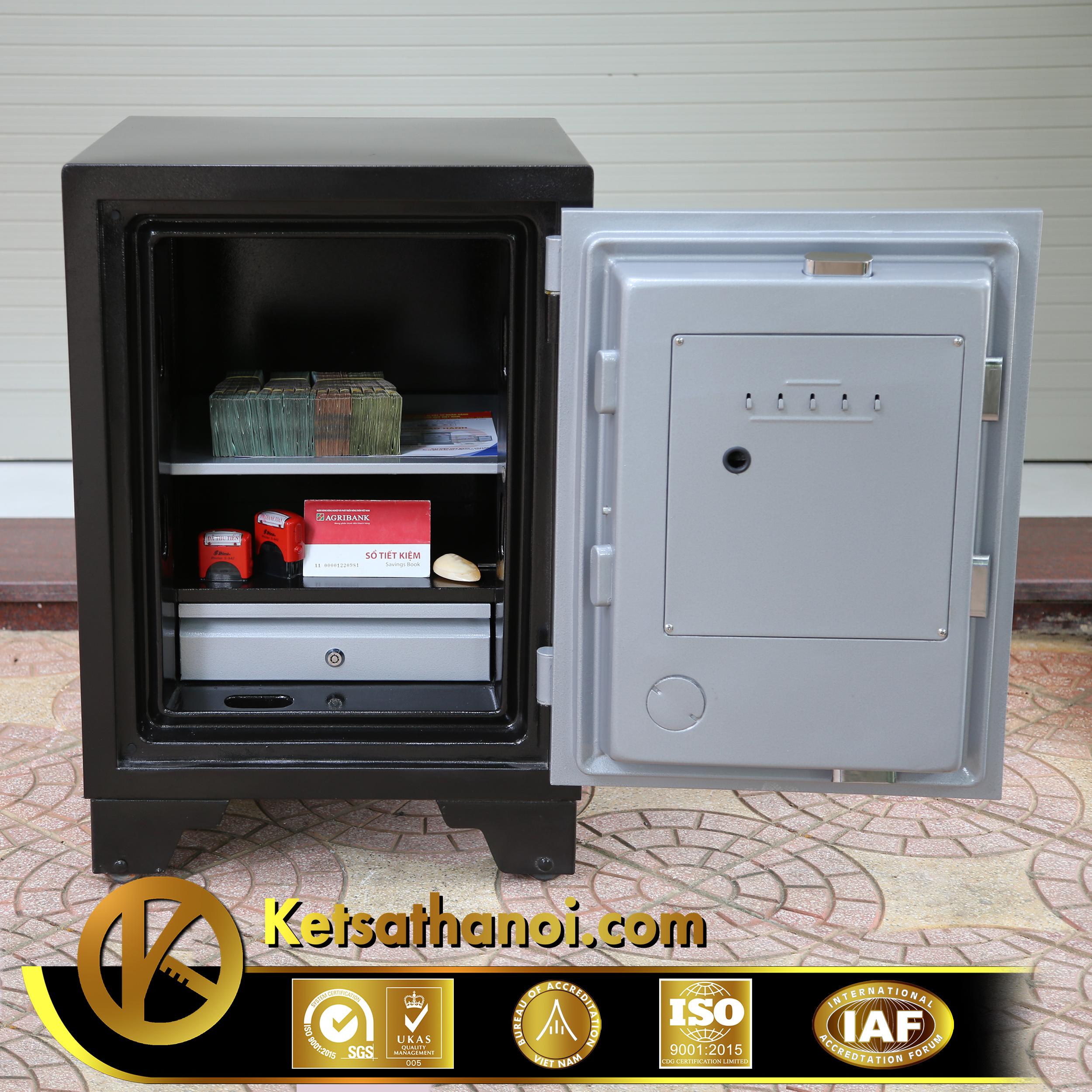 đặc điểm sản phẩm Két sắt văn phòng cao cấp KS160B-Series C ThaiLan