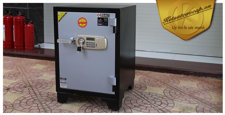 hình ảnh sản phẩm Két sắt văn phòng KS160B-Series E Việt Nam