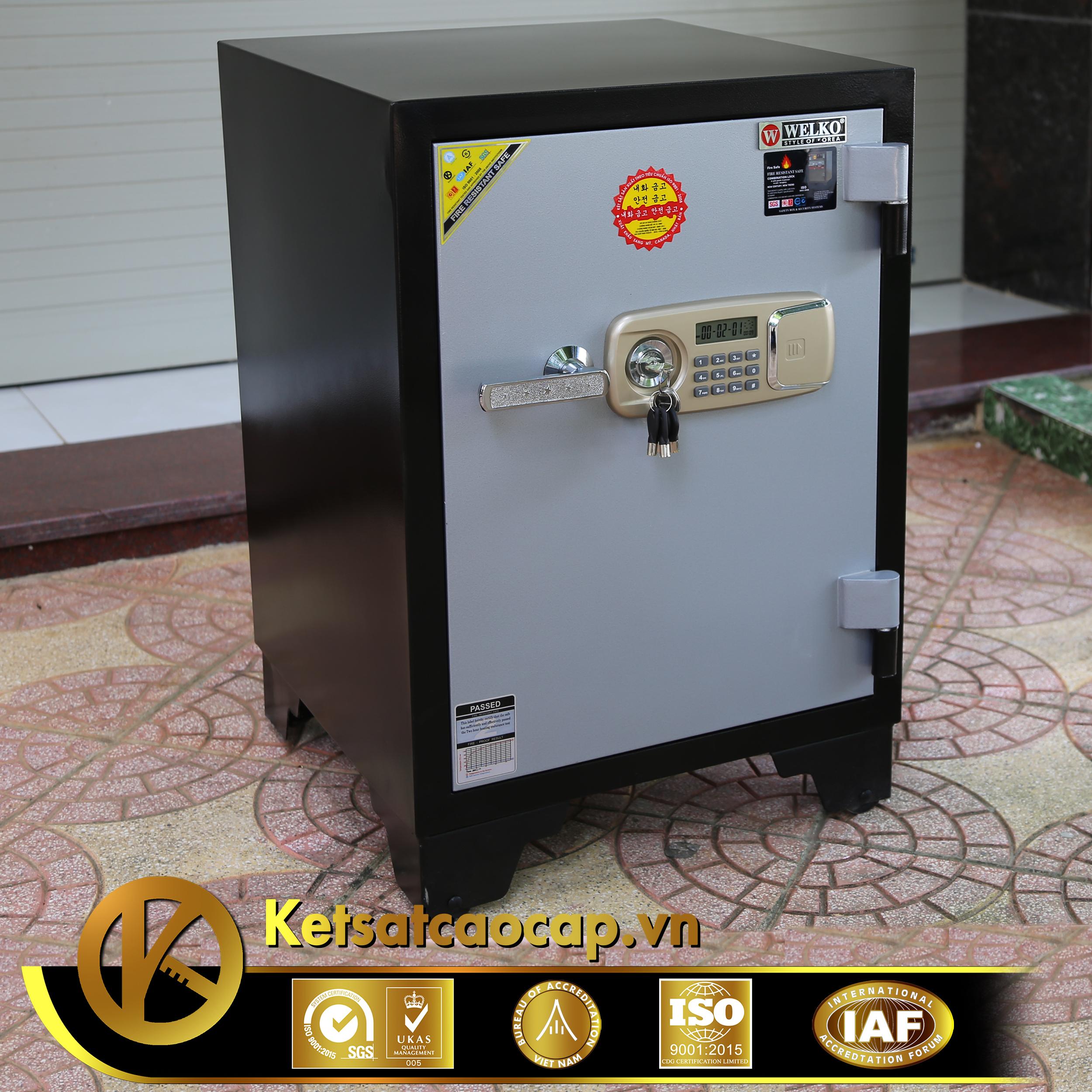 đặc điểm sản phẩm Két sắt văn phòng KS160B-Series E Việt Nam