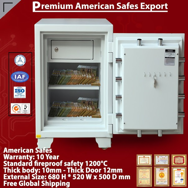 Safe Box new