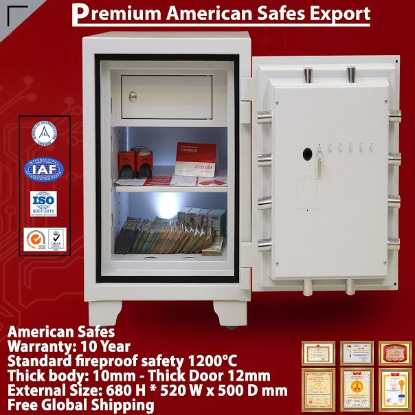 Hotel Safes Factory