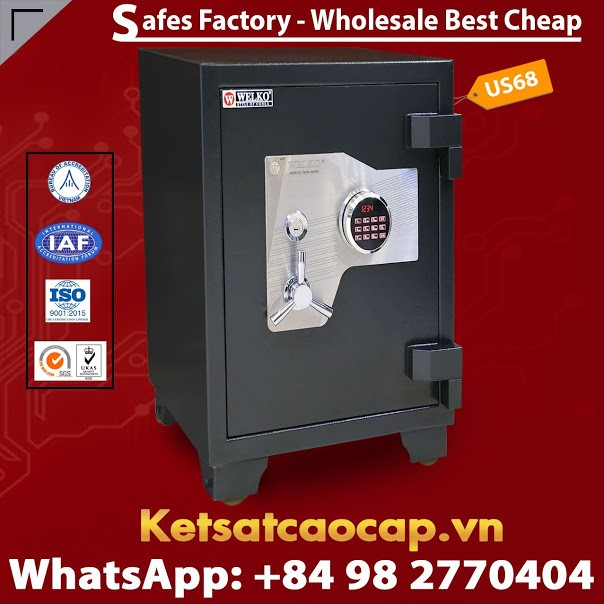 Electronic Home Safes