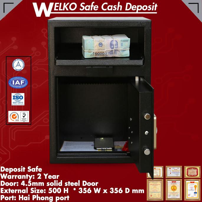 Deposit Safe Electronic