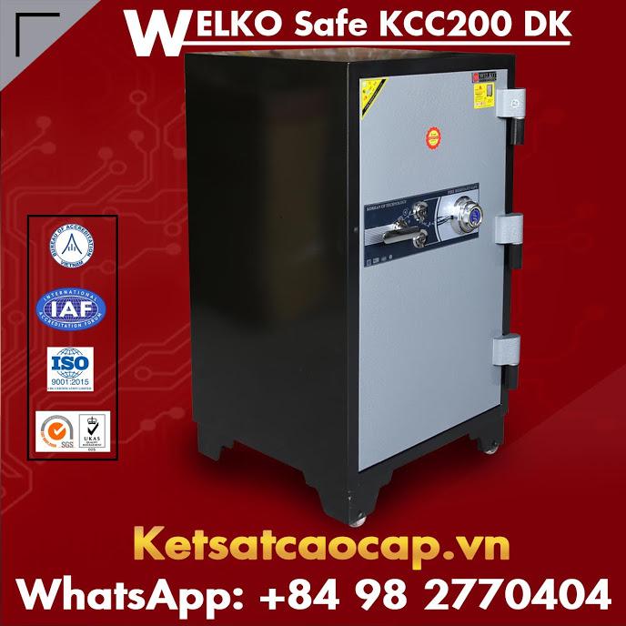 Fire Resistant safes KCC200 DK