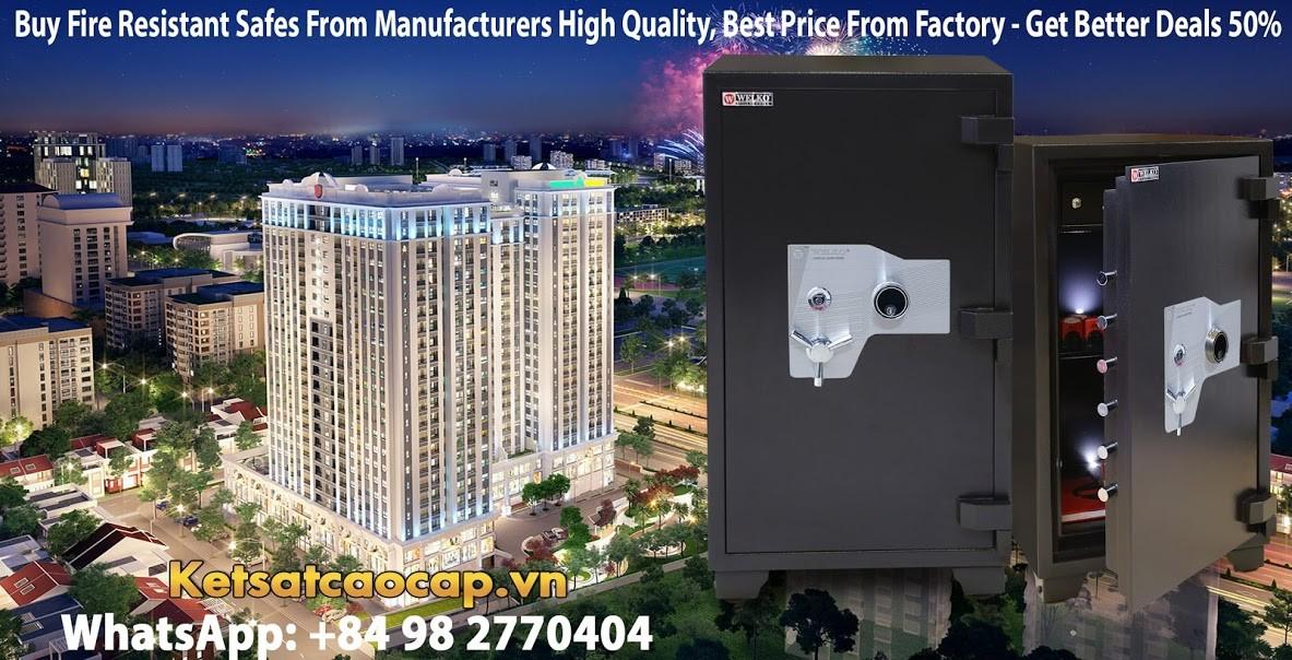 hình ảnh sản phẩm Fireproof Safe Factory
