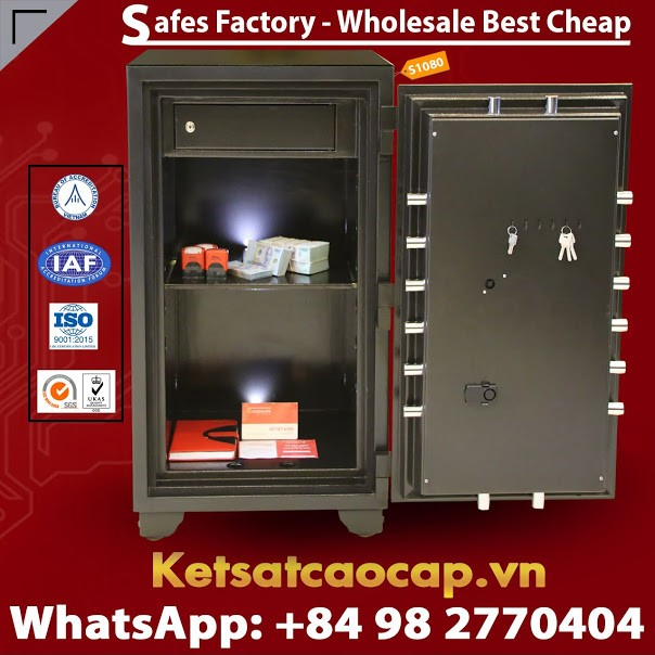 Fireproof Safes made in Viet Nam
