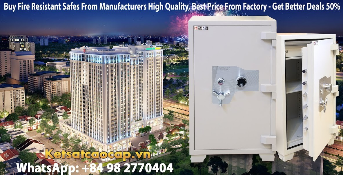 hình ảnh sản phẩm Fire Resistant safes factory and suppliers
