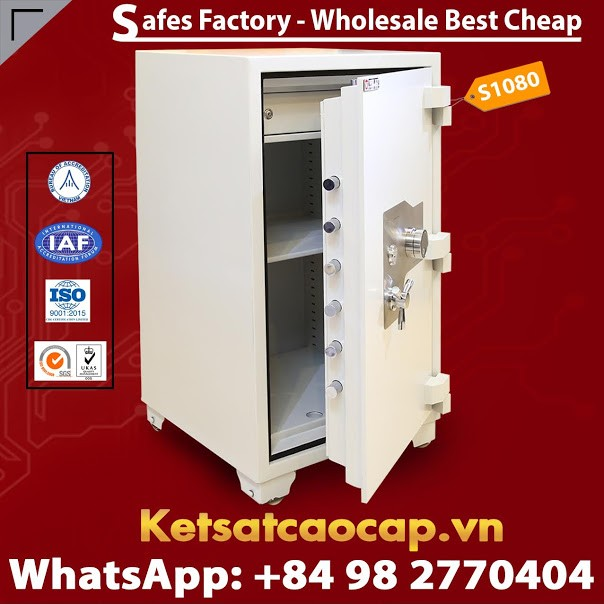 Fire Resistant safes Made In Viet Nam