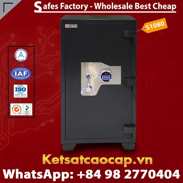 nha may san xuat ket sat khoa co WELKO Fireproof Safes