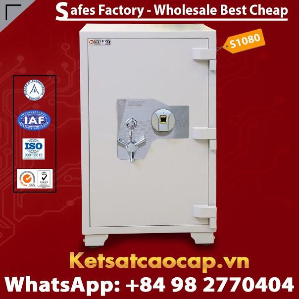 mua két sắt thanh lý WELKO Fireproof Safes 1