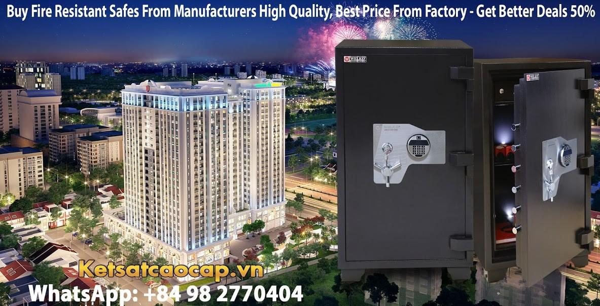 hình ảnh sản phẩm Fingerprint Safe Box Manufacturers