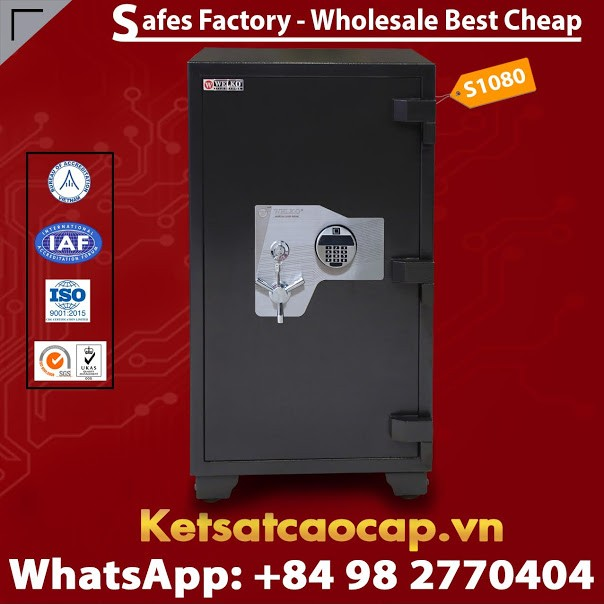 Fingerprint Safe Box Manufacturers
