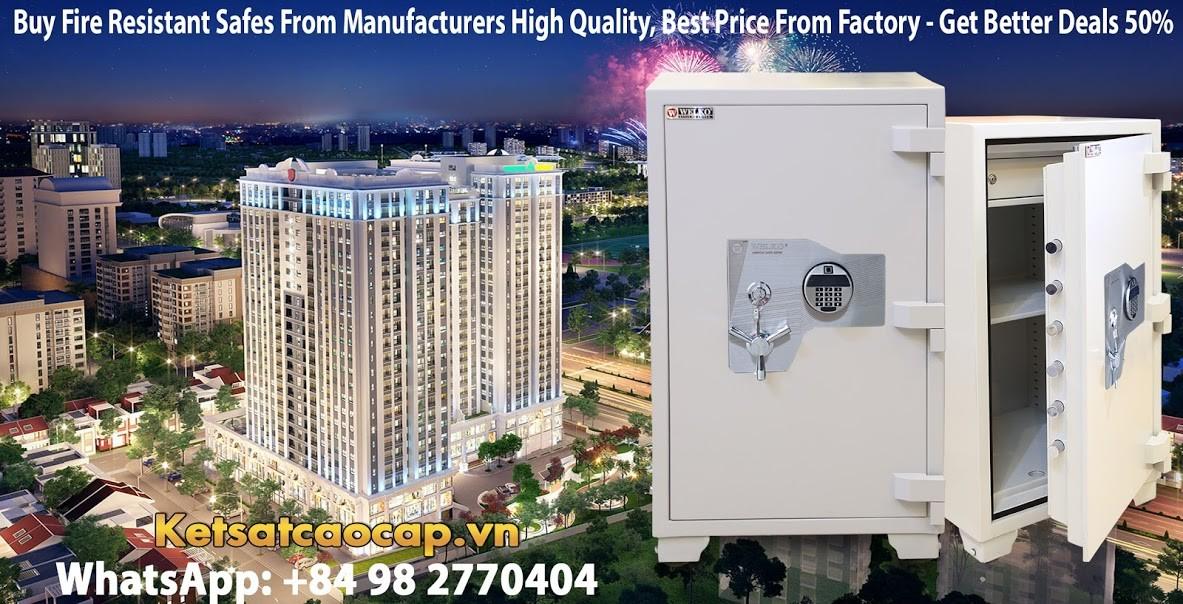 hình ảnh sản phẩm Fireproof Safes Manufacturers