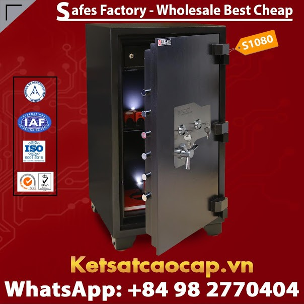 Fingerprint Safe Box Factory Direct & Fast Shipping