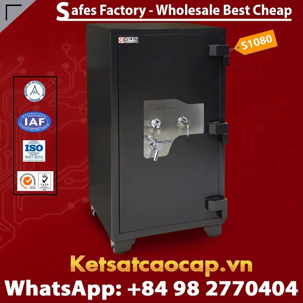 Fingerprint Safe Box Manufacturing Facilit