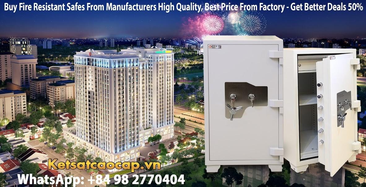 hình ảnh sản phẩm Fireproof Safes Factory Direct & Fast Shipping