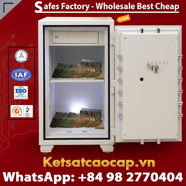 Fireproof Safes Factory Direct & Fast Shipping