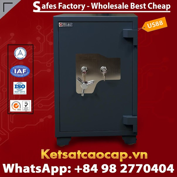 mua ket sat WELKO Fireproof Safes tai long an