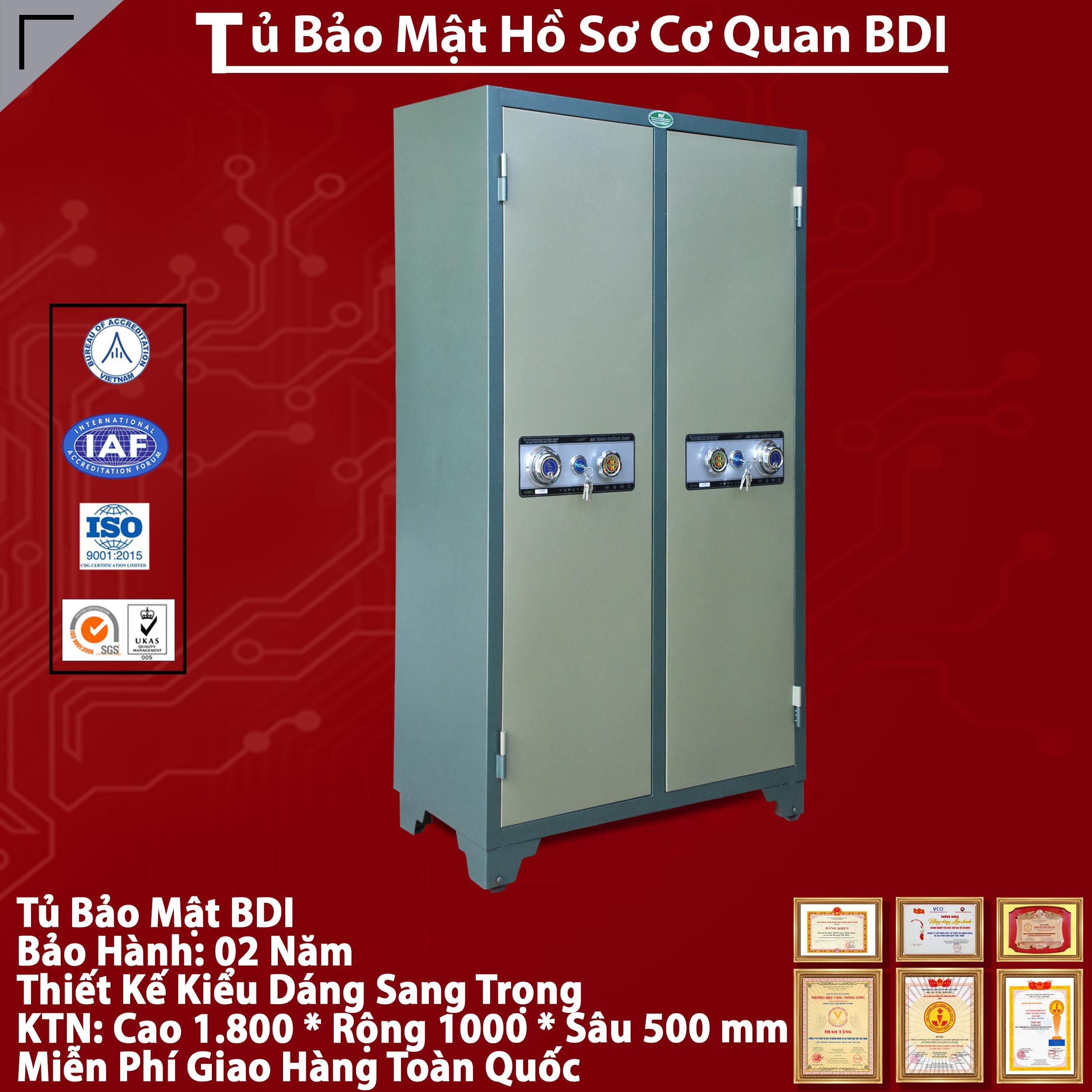 Dai Li Tu Bao Mat Khoa Doi Ma