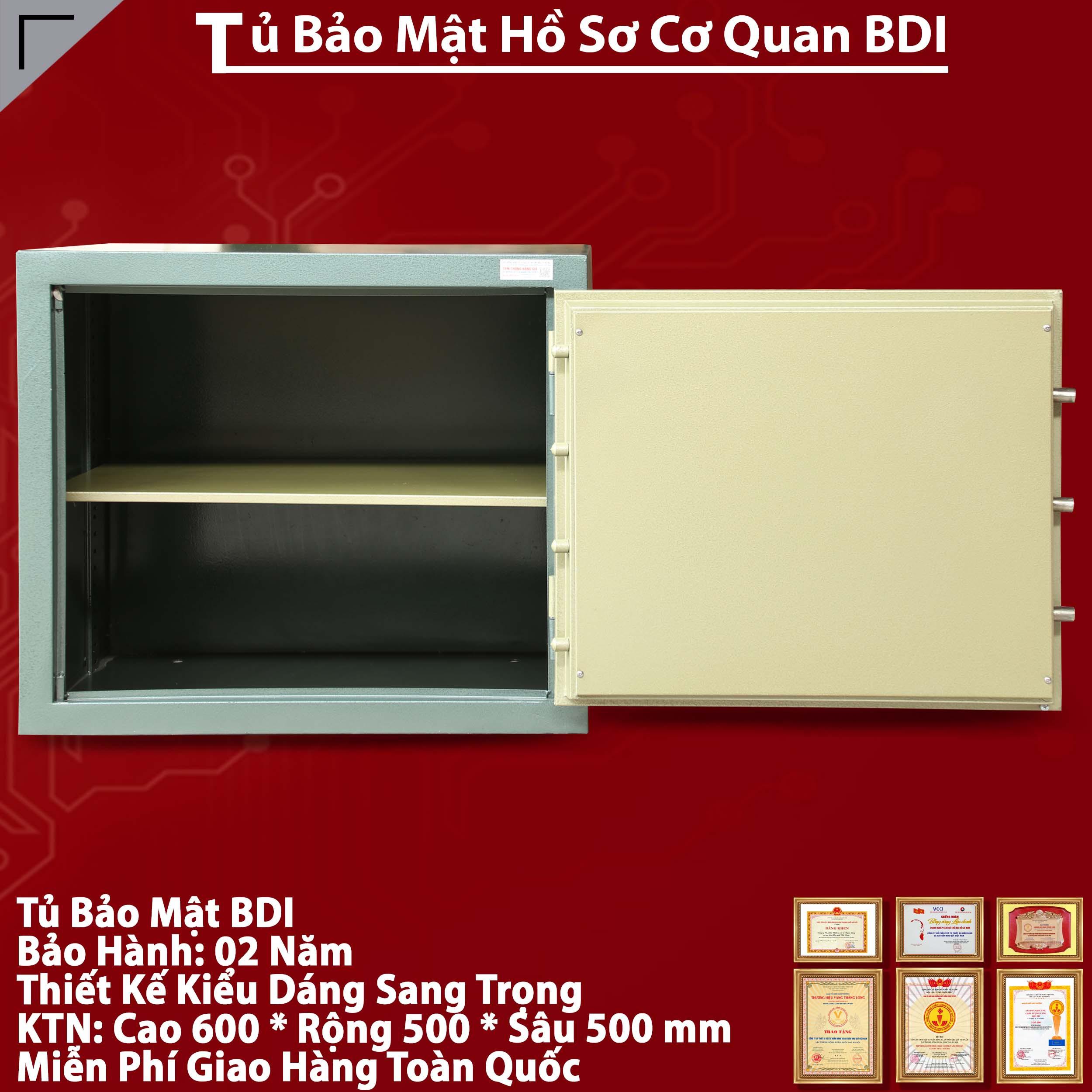 Tu Bao Mat - Noi Cat Giu Tai Lieu Ho So An Toan