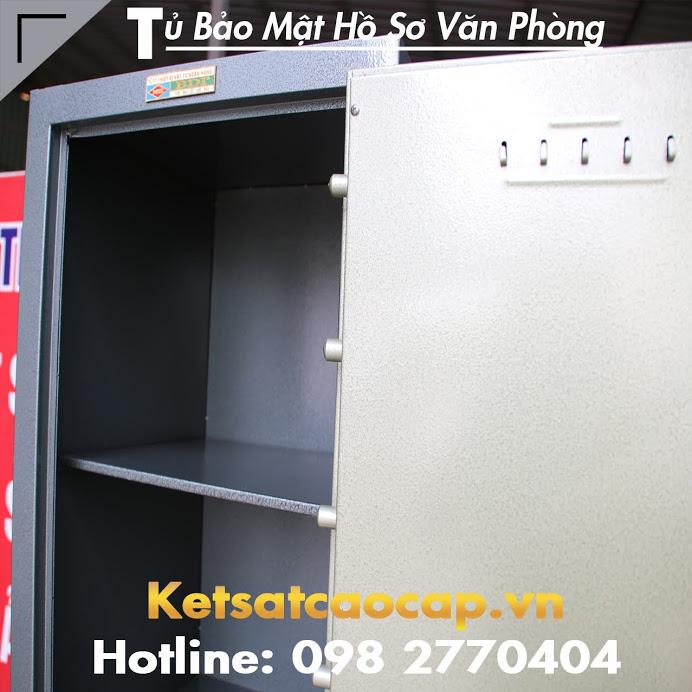 tủ bảo mật bdi đơn 02 tầng khoá cơ