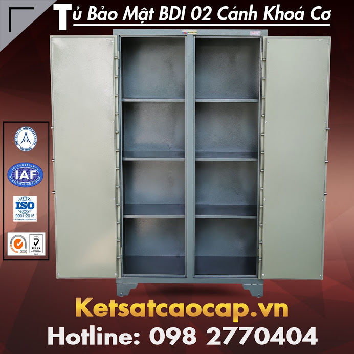 Nơi bán Tủ Bảo Mật giá rẻ uy tín chất lượng nhất Hà Nội