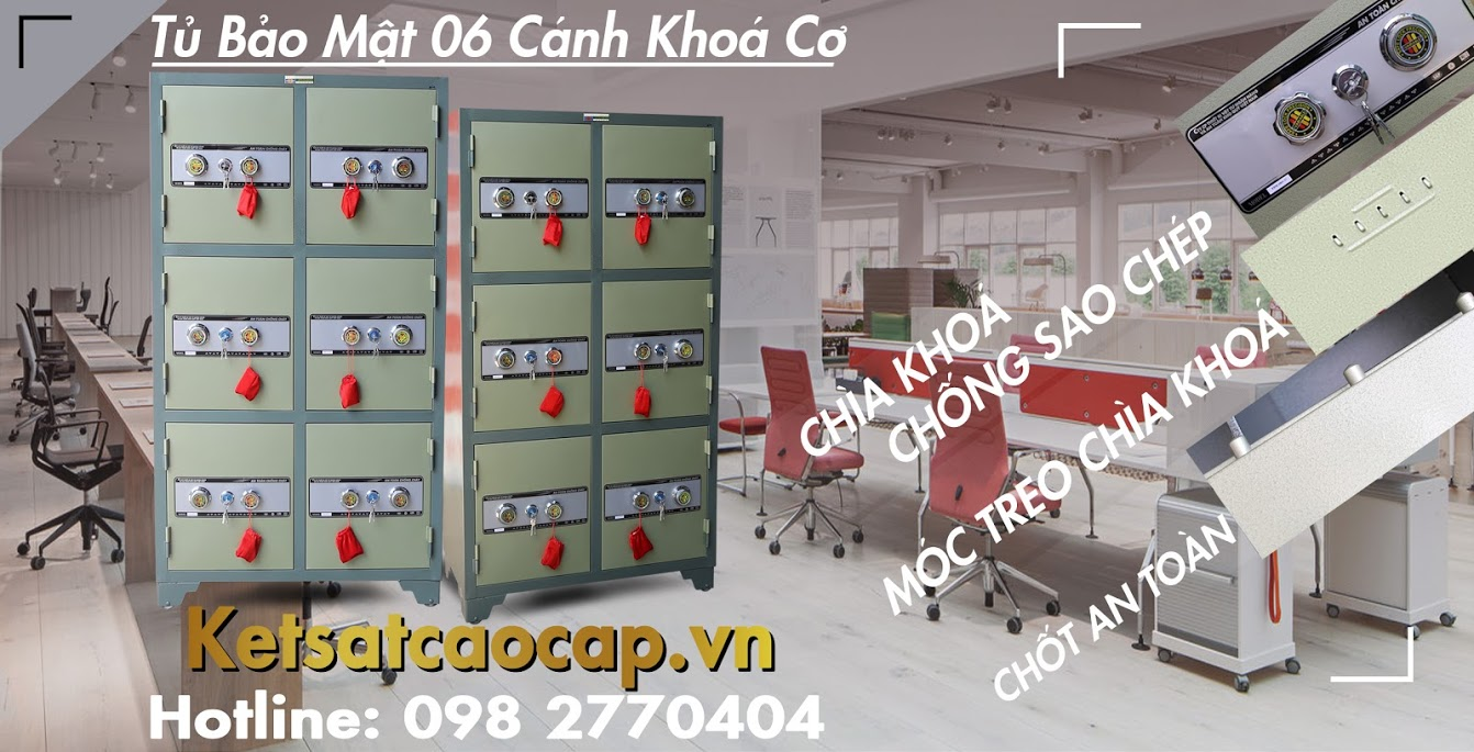 hình ảnh sản phẩm tủ sắt văn phòng 8 ngăn