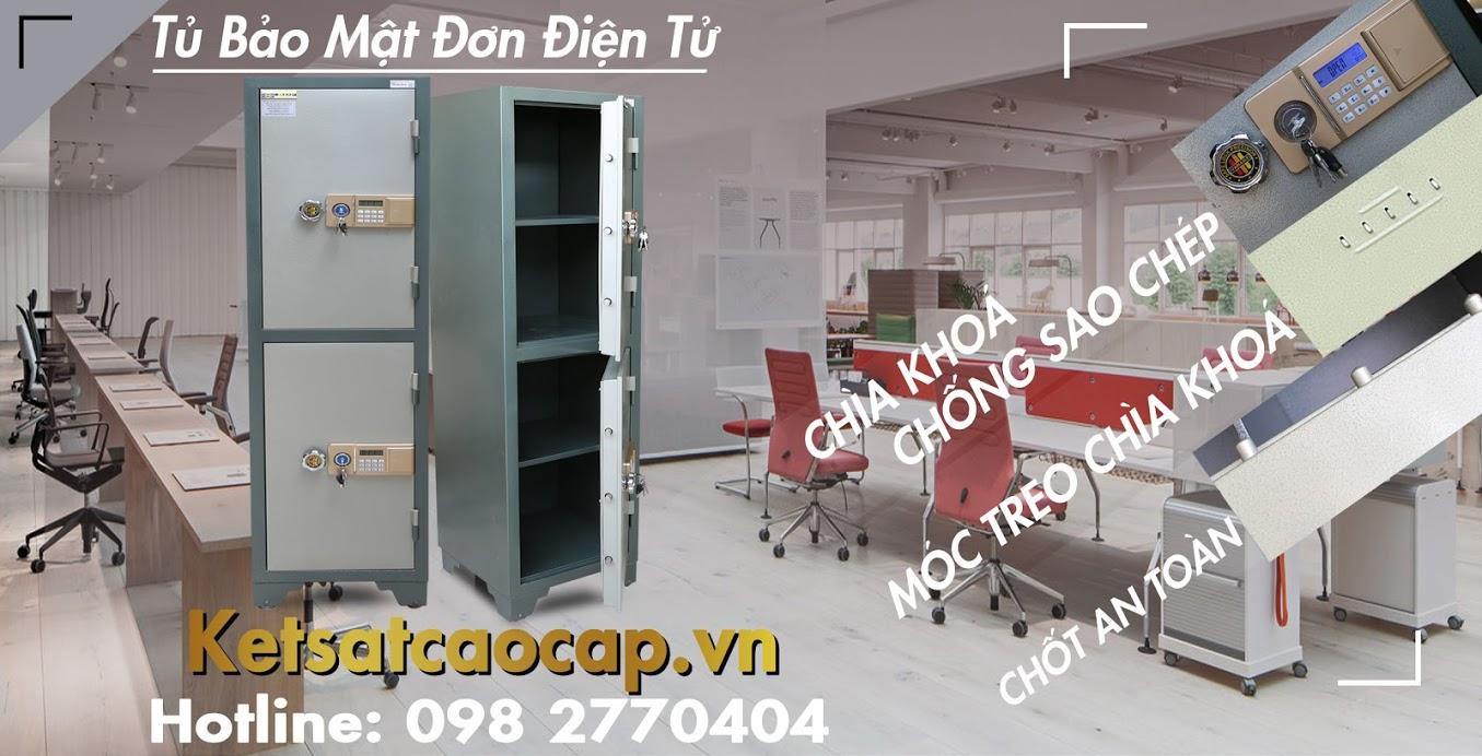 hình ảnh sản phẩm Tủ Bảo Mật BDI 02 Tầng Điện Tử