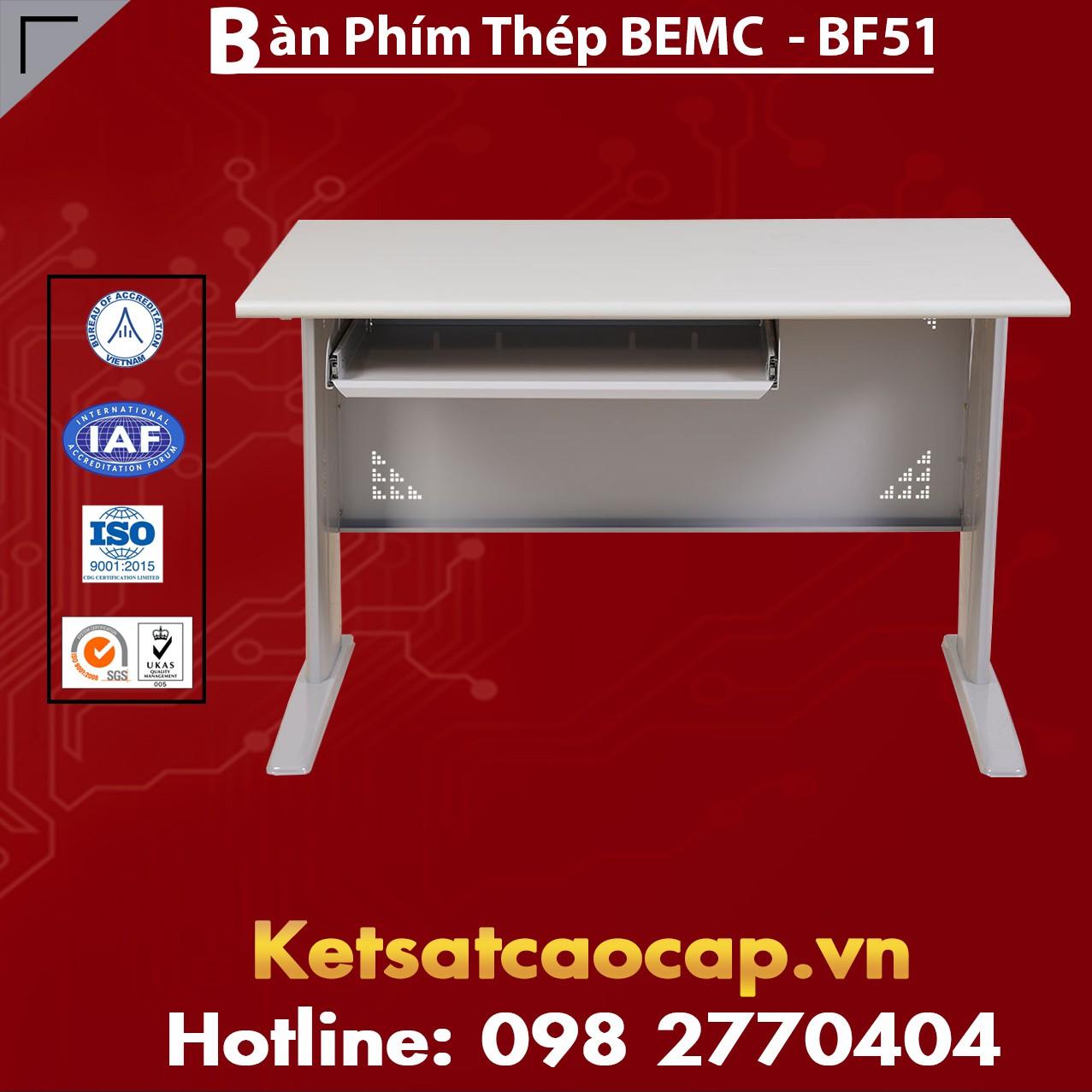 Bàn Phím Thép BEMC - BF51