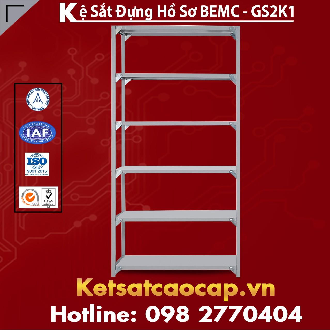 Kệ Sắt BEMC-GS2K1