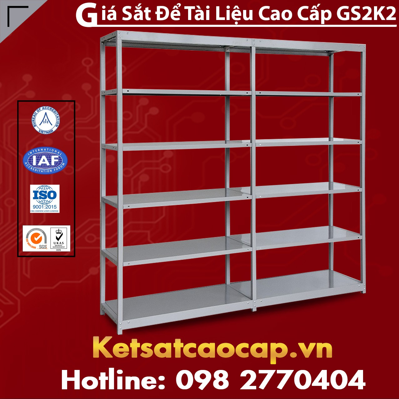 Giá Sắt GS2K2