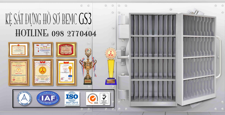 Giá đựng File tài liệu BEMC-GS3