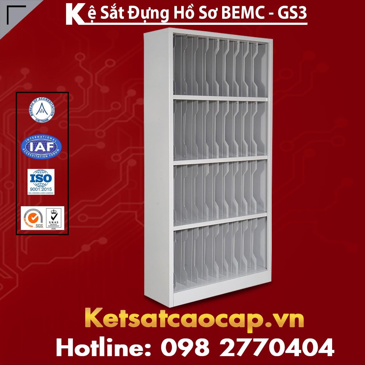 Kệ Sắt BEMC-GS3