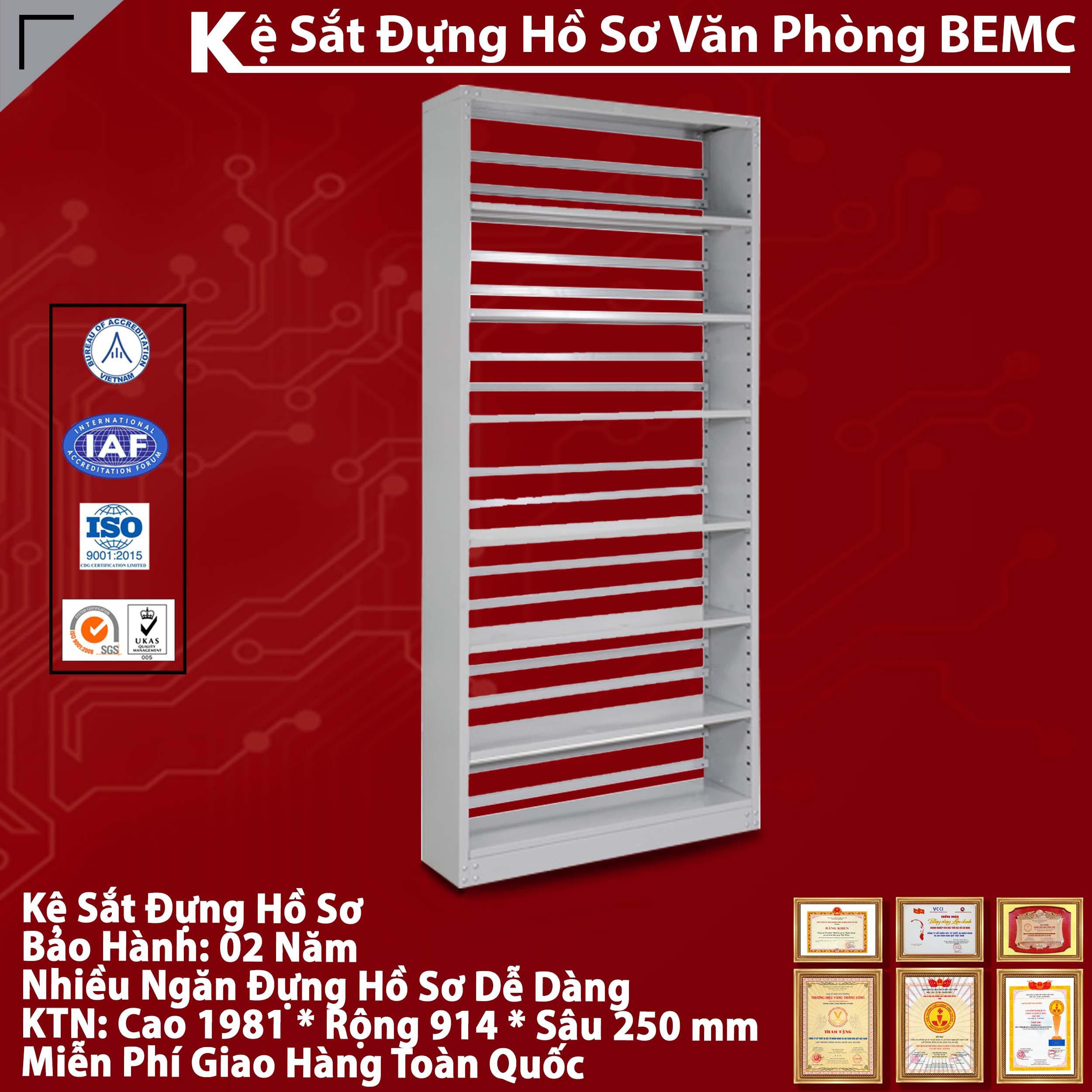 Giá BEMC-GS4B - Giá sắt đa năng - Giá sắt
