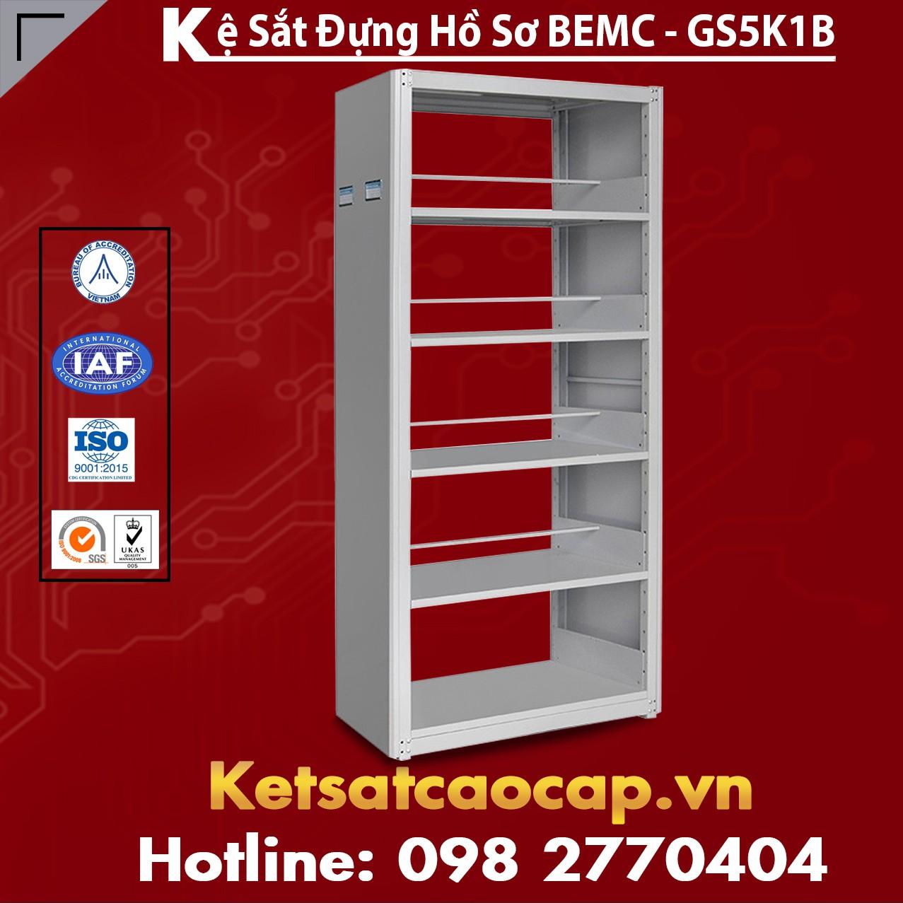 Kệ Sắt BEMC-GS5K1B