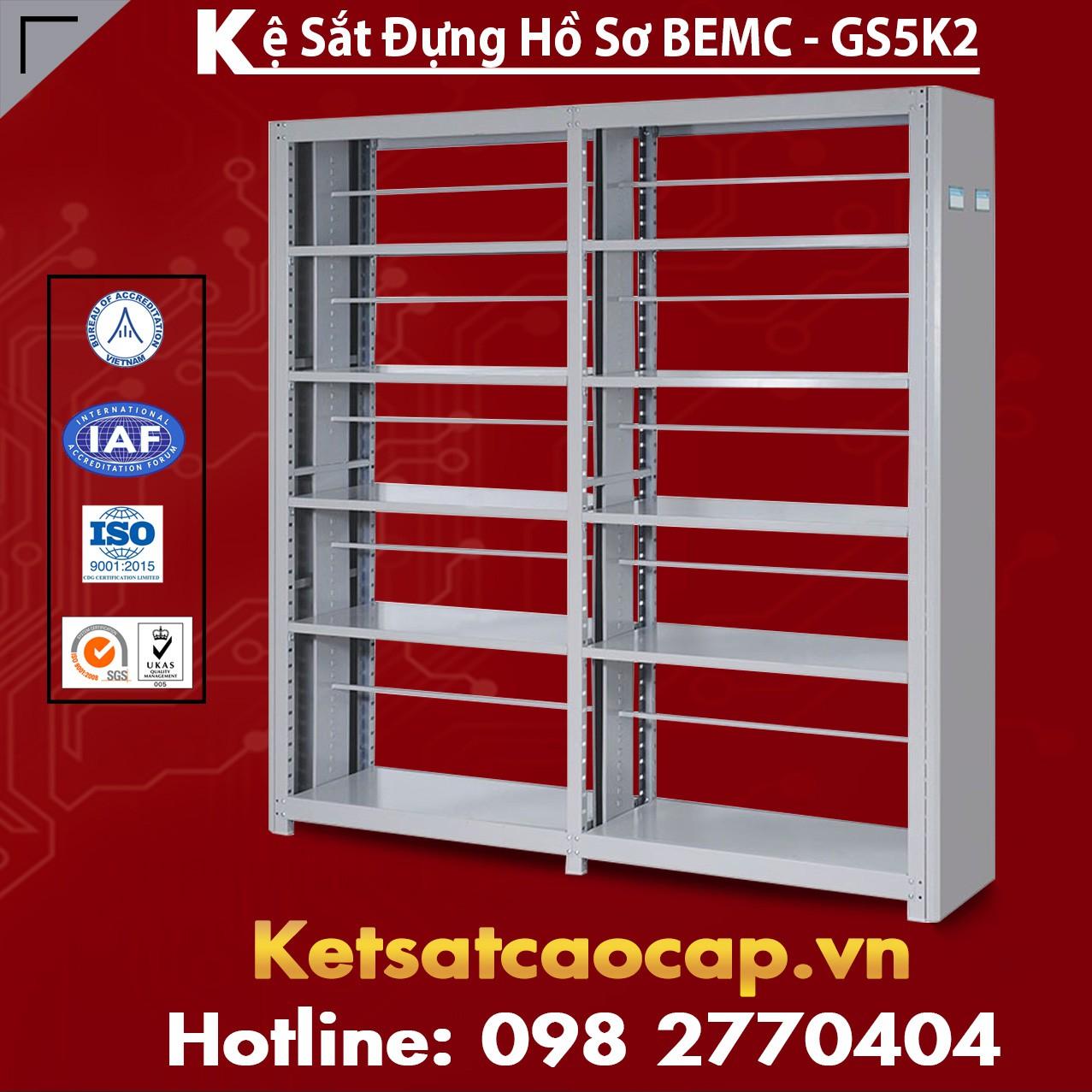 Kệ Sắt BEMC-GS5K2
